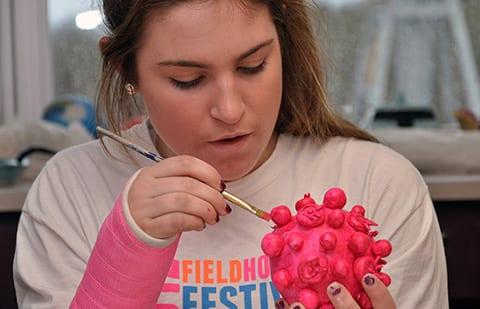 Ceramics Meets Marine Biology at WHOI