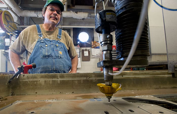 Rebuilding Alvin: Timothy Kling