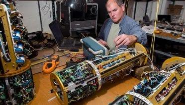 Rebuilding Alvin: Rick Sanger