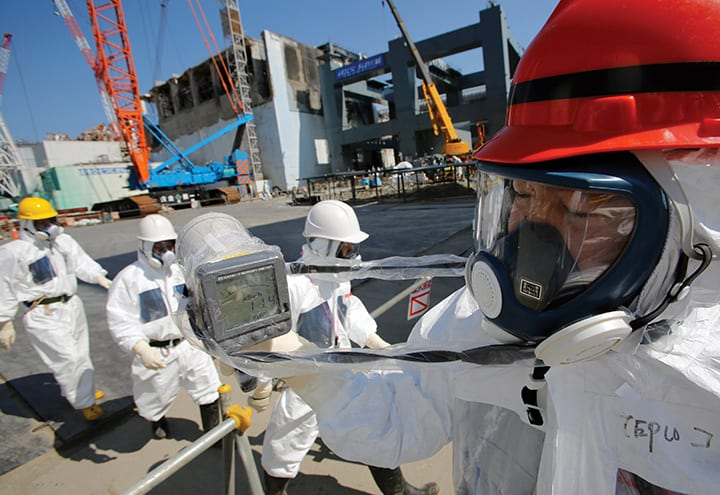 日本の三重災害