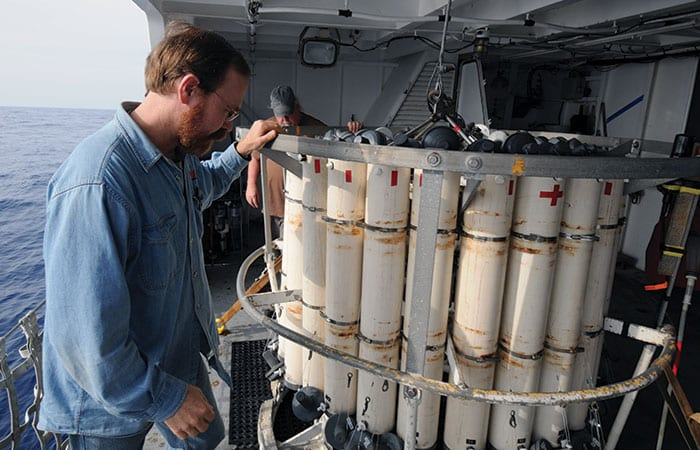 Radioisotopes in the Ocean