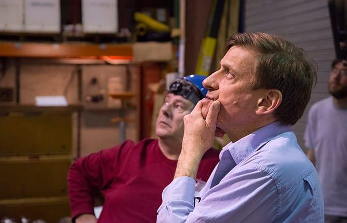 Rebuilding Alvin: Don Peters