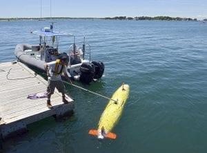 Yellowfin REMUS