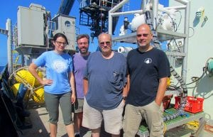 Bringing a Lab to the Seafloor