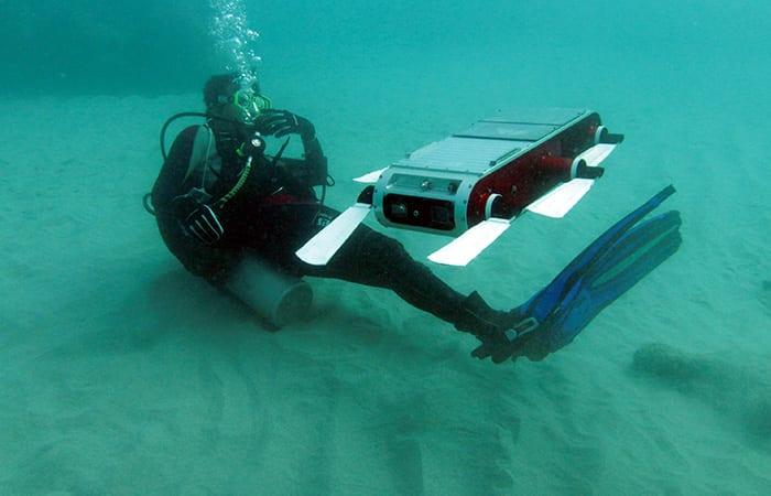 A Smarter Undersea Robot