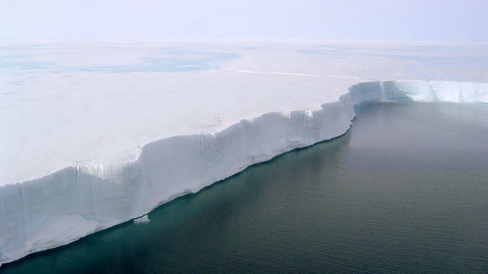 New Study Projects That Melting of Antarctic Ice Shelves Will Intensify