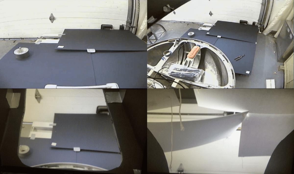 workspace camera views