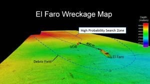 WHOI Technology Used in Locating El Faro Data Recorder
