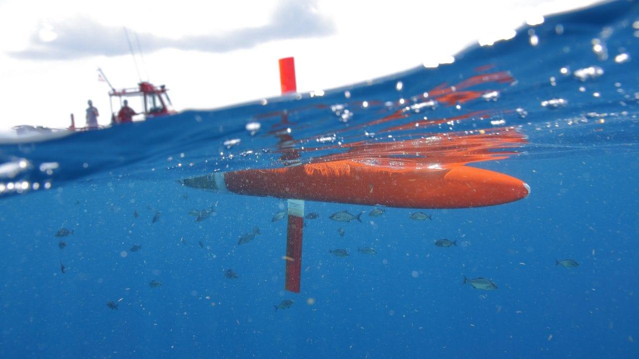 Spray underwater glider