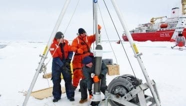 Signs of Big Change in the Arctic