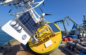 Ocean Observatories System Is Up and Running