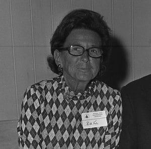 Ruth E. Fye