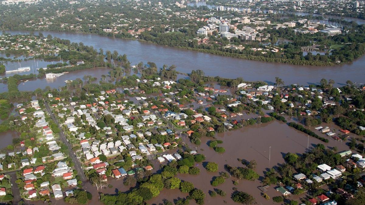 Warming Ocean Drove Catastrophic Australian Floods