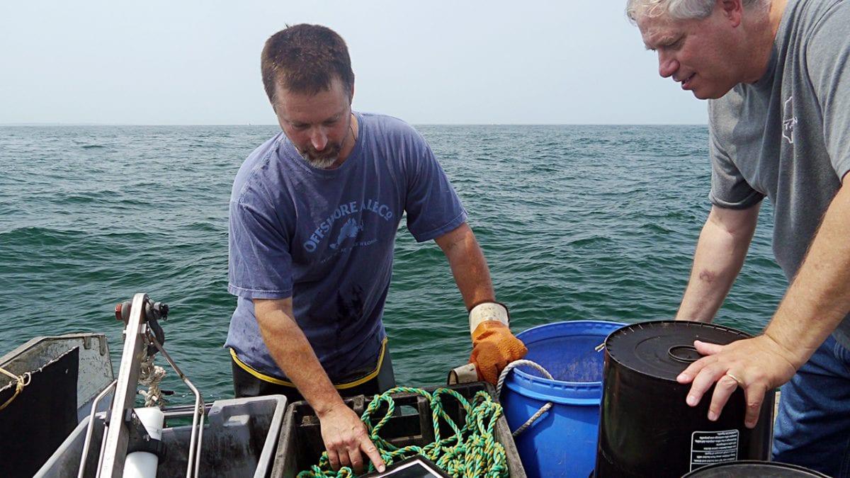 Scientist-Fisherman Partnership