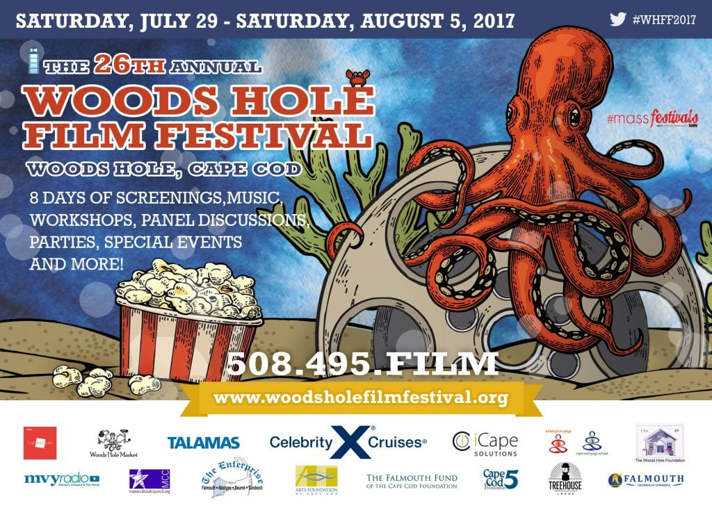 WHOI Researchers to Participate in Science and Film Panels at the Woods Hole Film Festival