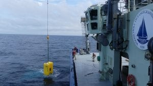 New Robot Speeds Sampling of Ocean's Biogeochemistry and Health