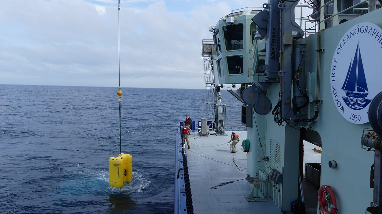 New Robot Speeds Sampling of Ocean's Biogeochemistry and Health