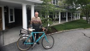 WHOI Selected for Bicycle Friendly Business Award
