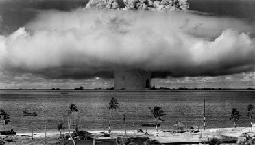 Radioactivity Lingers from 1946-1958 Nuclear Bomb Tests