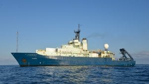 WHOI ship Atlantis Participates in Search for Missing Sub