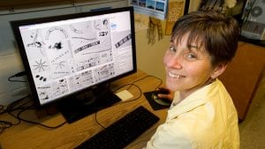 Heidi Sosik Selected as a Fellow of The Oceanography Society