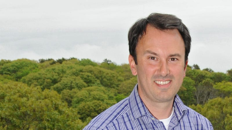 Woods Hole Sea Grant Director Matt Charette