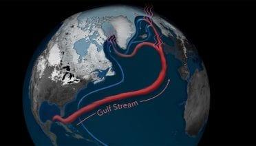Atlantic Ocean Circulation at Weakest Point in 1,600 years