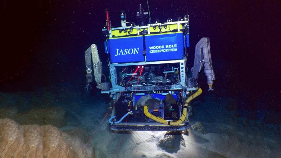 The Discovery of Hydrothermal Vents – Woods Hole