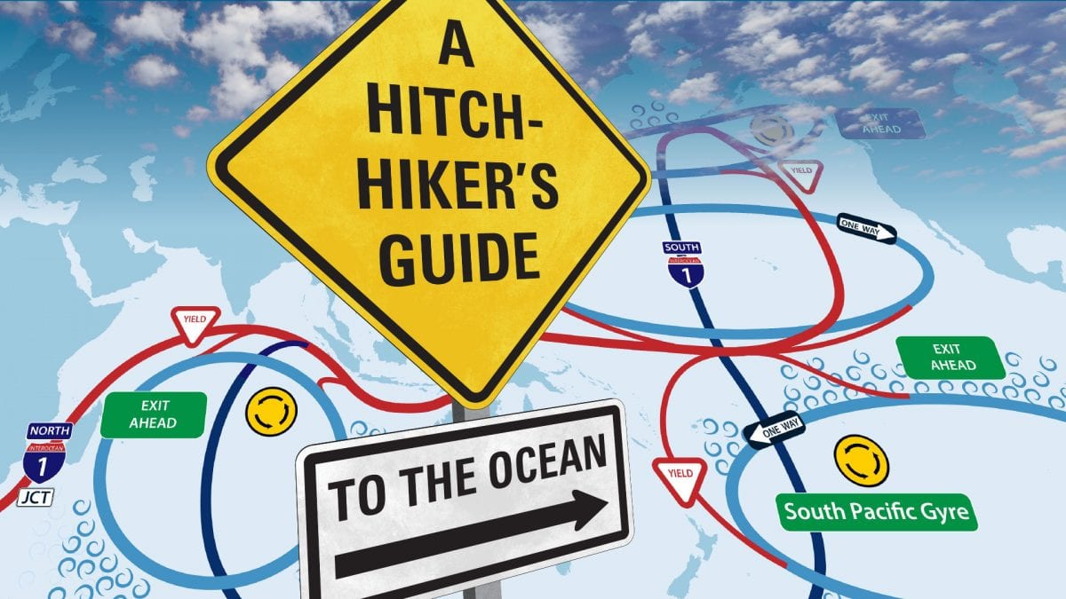 A Hitchhiker's Guide to the Ocean