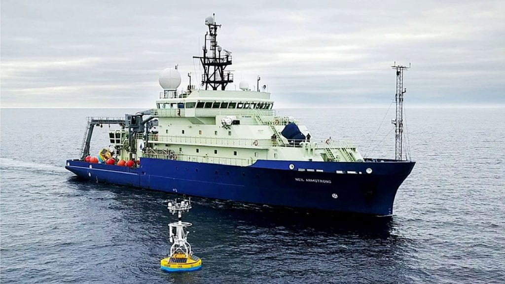 NSF Awards Contract to Group Led by WHOI to Continue Operation of Ocean Observatories Initiative