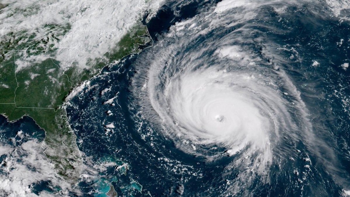 Autonomous Ocean Vehicles Supply Key Data on Hurricane Florence