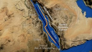 Mysteries of the Red Sea