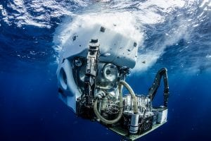 Alvin Submersible Makes 5,000th Dive