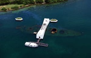 Investigating Oil from the USS Arizona