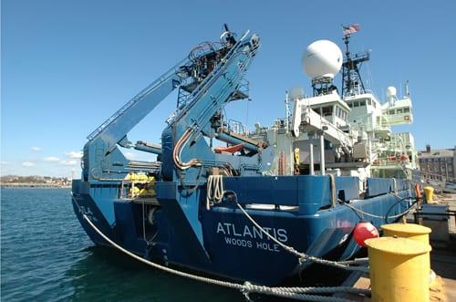 Atlantis in Woods Hole
