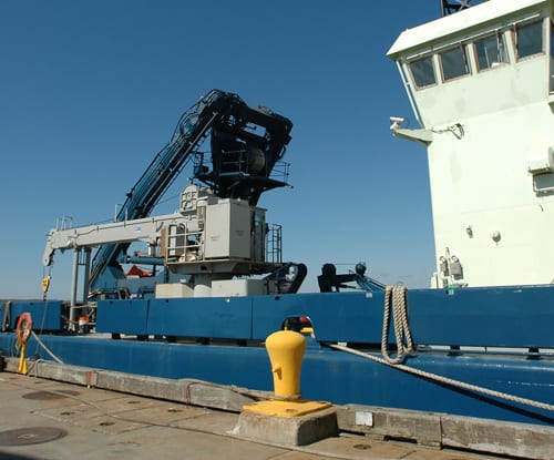 Main Deck Crane