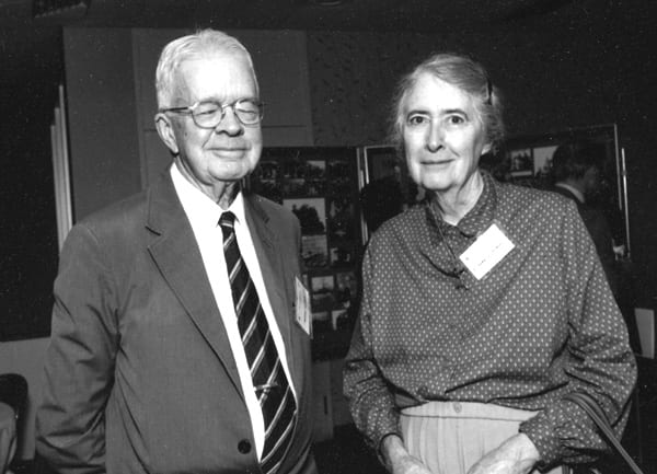 Elisabeth W. and Henry A. Morss
