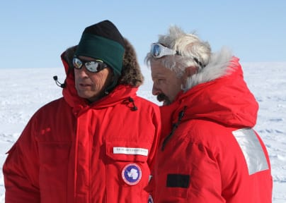 ANDRILL - Ross Ice Shelf Observatory 2011