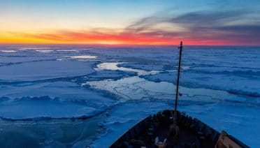 A 'Ticking Time Bomb' in the Arctic