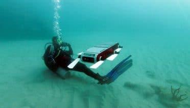 A Smarter Underwater Bot