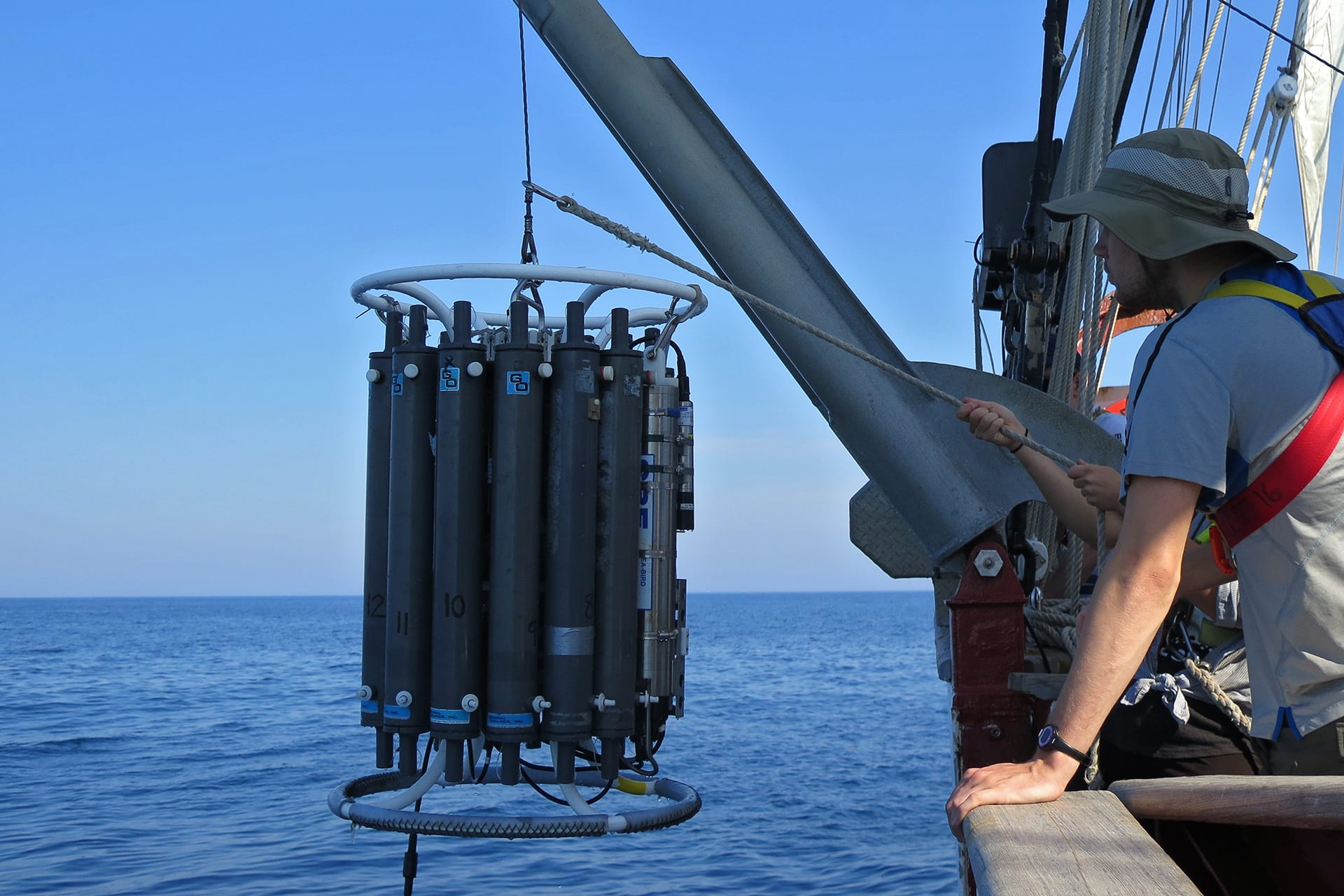 WHOI-physical-oceanography