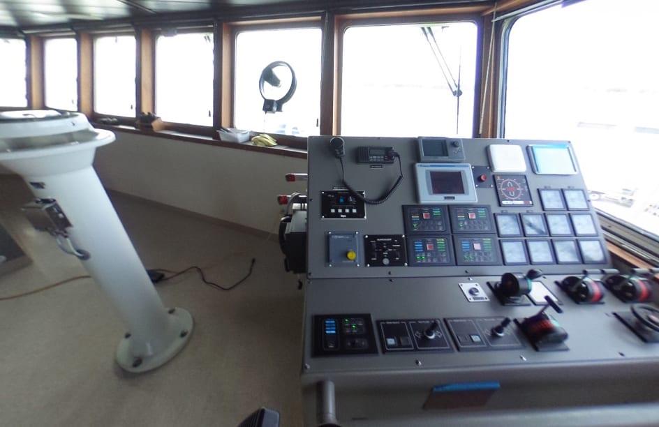 bridge starboard