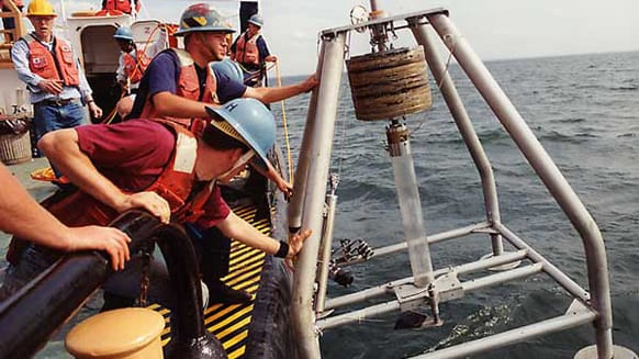 hydraulic corer