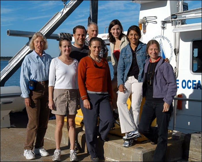2004 OSJ Fellows