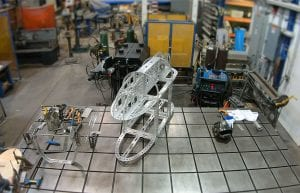 Assembling of Mesobot Frame
