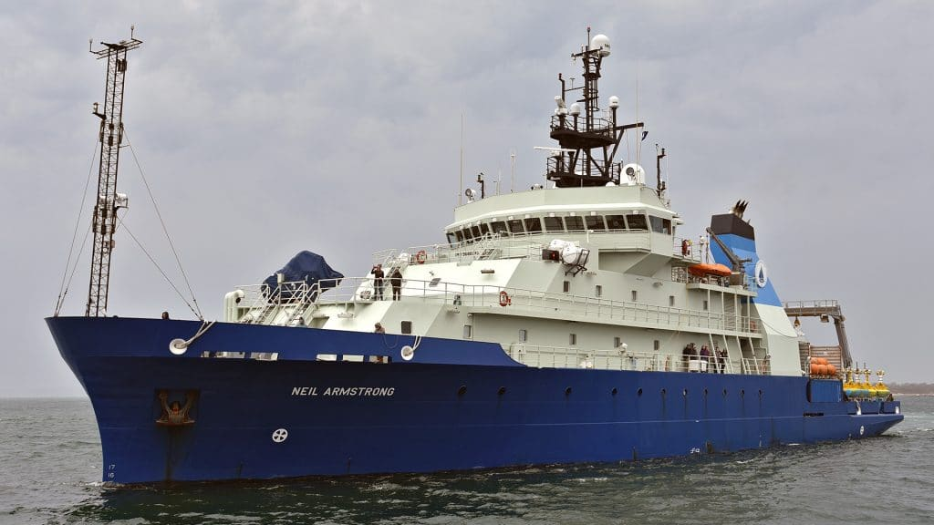 Scientists Find New Vessel For >> Ships Woods Hole Oceanographic Institution