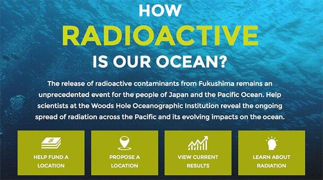 Radioactive Ocean