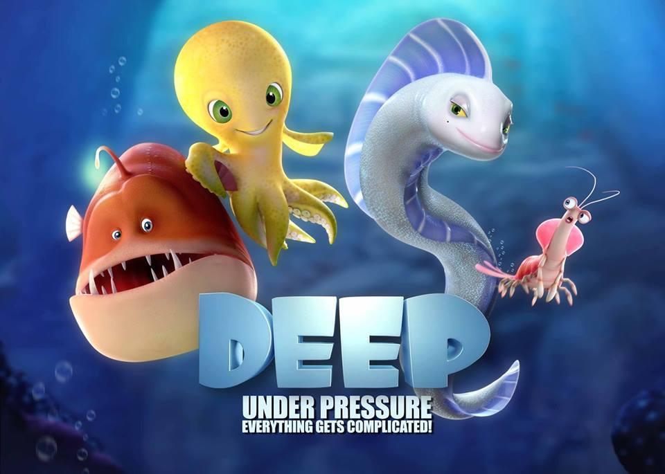 Deep Under Pressure