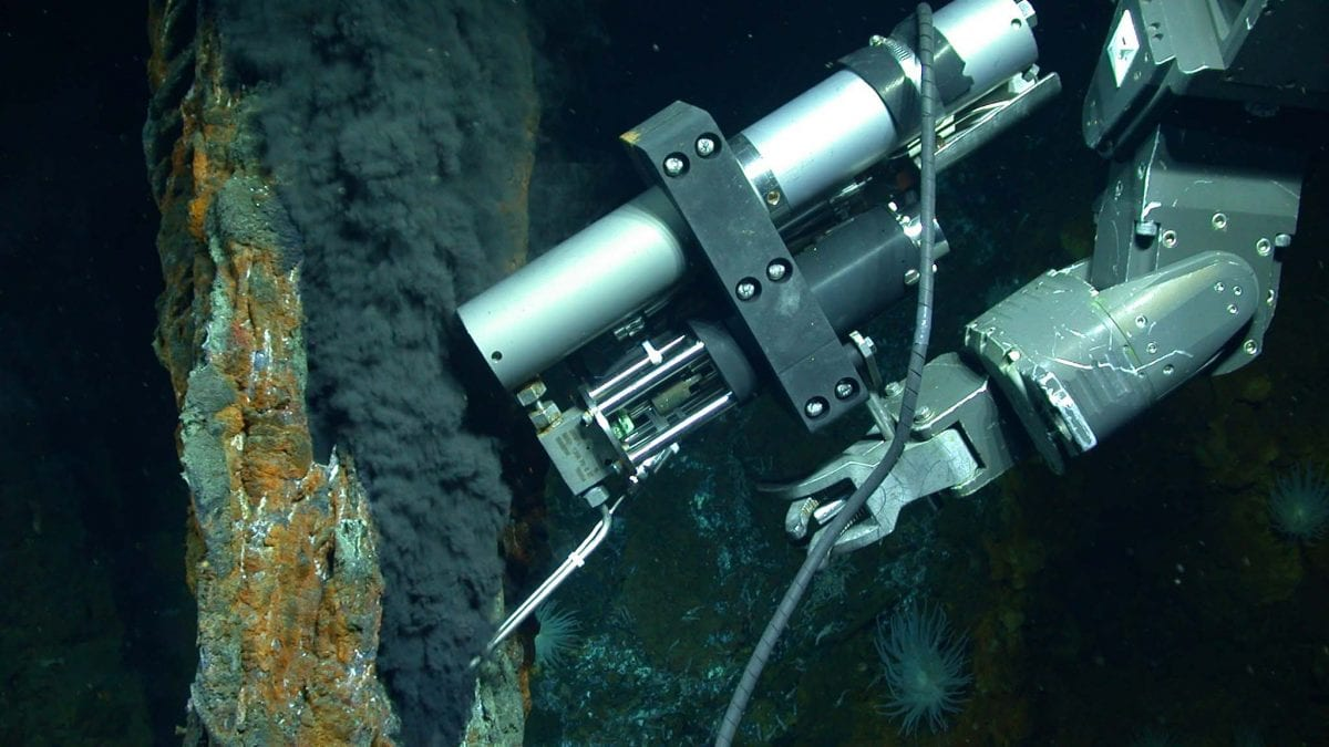 Origin of Massive Methane Reservoir Identified – Woods Hole