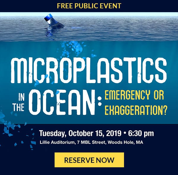 microplastic event